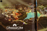 Park sections Adventure City (bottom), Rango's West (left), Woodland Fantasy (top)