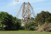 Parc Sindibad ferris wheel corpse