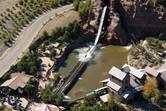 Rio Bravo flume ride splash