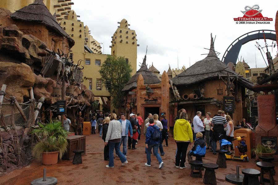 Phantasialand photos by The Theme Park Guy