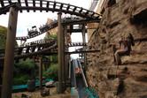 Flume ride meets coaster