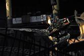 Spinning coaster at Phantasialand