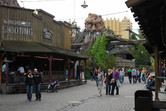 Phantasialand Wild West town