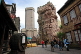 Phantasialand street view