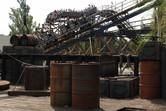 Mine train coaster