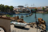 Superbly-themed PortAventura theme park