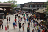PortAventura crowds