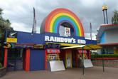 Rainbow's End entrance