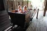 Mine coaster car