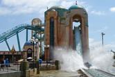 Atlantis splash!