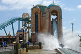 Atlantis splash!