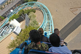 Coaster sections