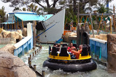 SeaWorld river rapids ride