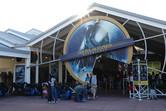 The Polar Express Experience simulator ride
