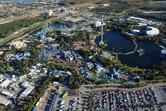 SeaWorld Orlando aerial view