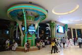 Sega Republic indoor theme park inside Dubai Mall