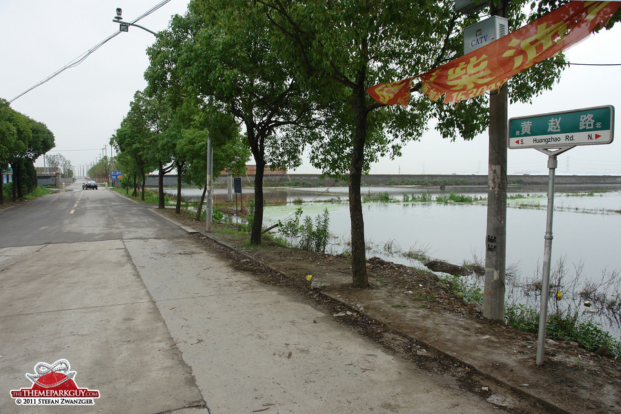 Huangzhao Road (see previous updates below)