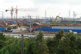 Hello, Shanghai Disney theme park site!