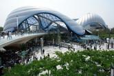Shanghai Disneyland's Tomorrowland