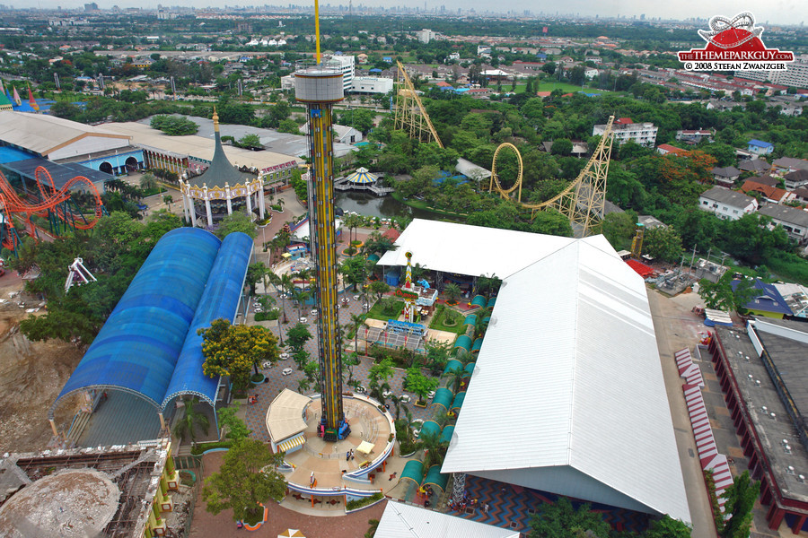 Siam Park City - photographed, reviewed and rated by The Theme Park Guy