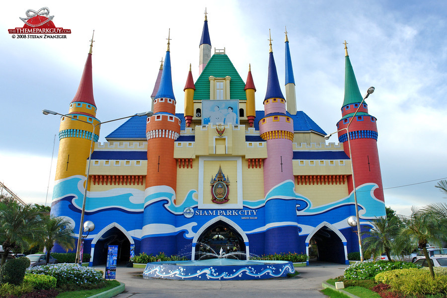 Siam Park City - photographed, reviewed and rated by The ...
