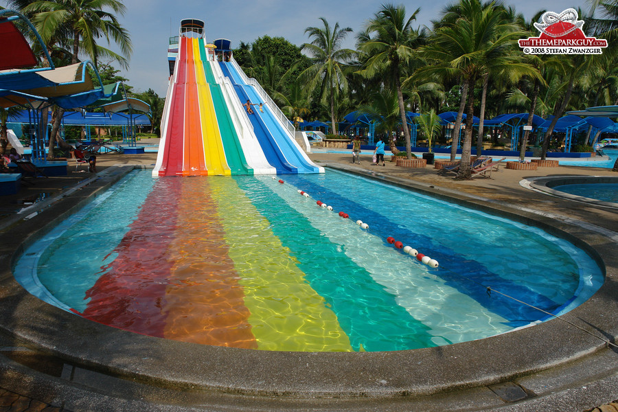 Siam Park City Photographed Reviewed And Rated By The