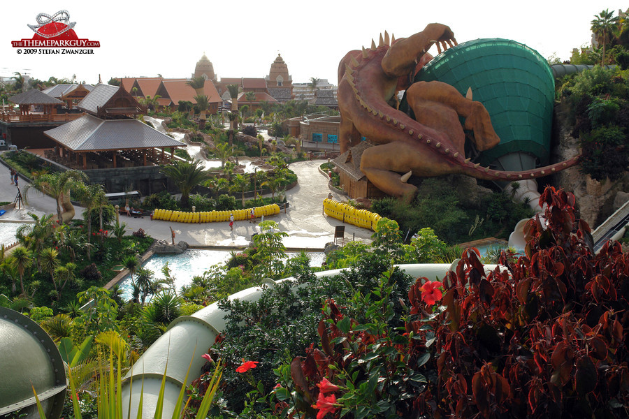 Atmospheric Siam Park Tenerife