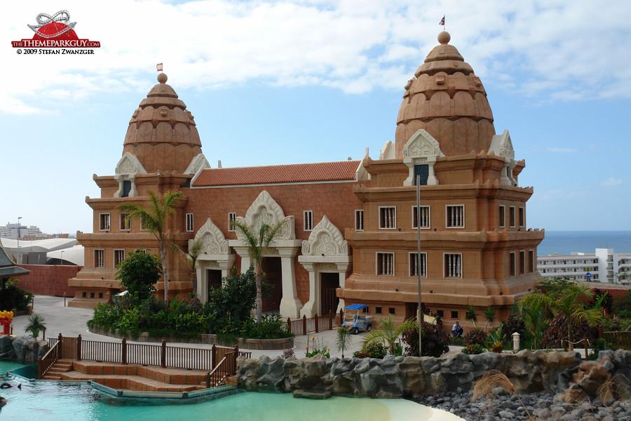 Siam Park entrance
