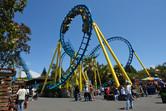 Shuttle roller coaster