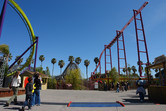 Six Flags coaster collection