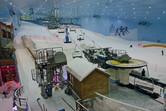 Ski Dubai vista