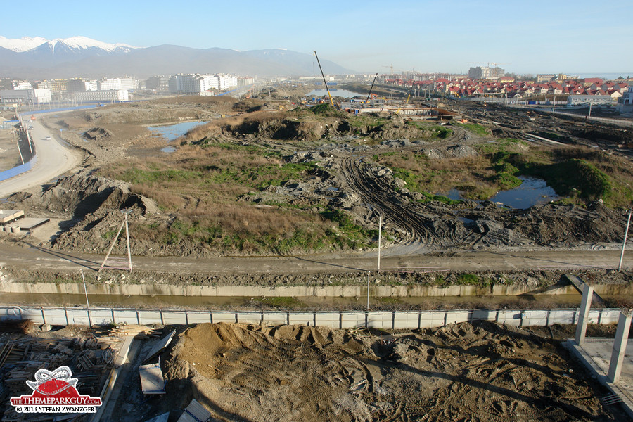 ...will turn into Sochi-Park, or 'Sochi Adventure Park'