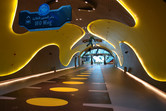 Colorful walkways