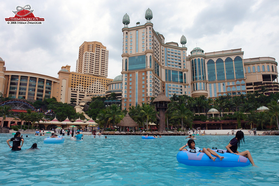 Sunway Lagoon Photographed Reviewed And Rated By The Theme Park Guy