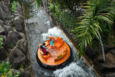 River rapids ride