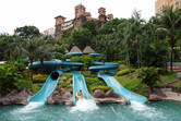 Sunway Lagoon water slides