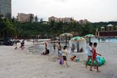 Sunway Lagoon beach