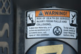 If any accidents occur, just call the US costumer service number!