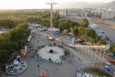 Luna Park 'Eram' in Tehran