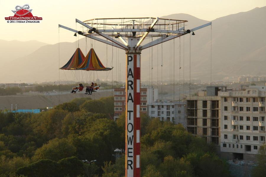Para Tower ride