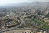 Tehran in September 2011