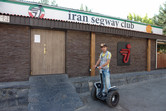 The Segway is an American invention