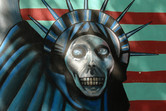 The Statue of Liberty corpse