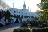 Tivoli Gardens setting