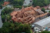 Big Thunder Mountain, Tokyo Disneyland