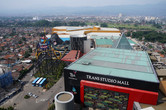 Trans Studio Bandung mall and theme park