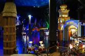 Trans Studio Bandung indoor theme park