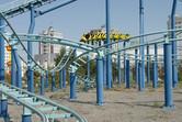 Vekoma roller coaster