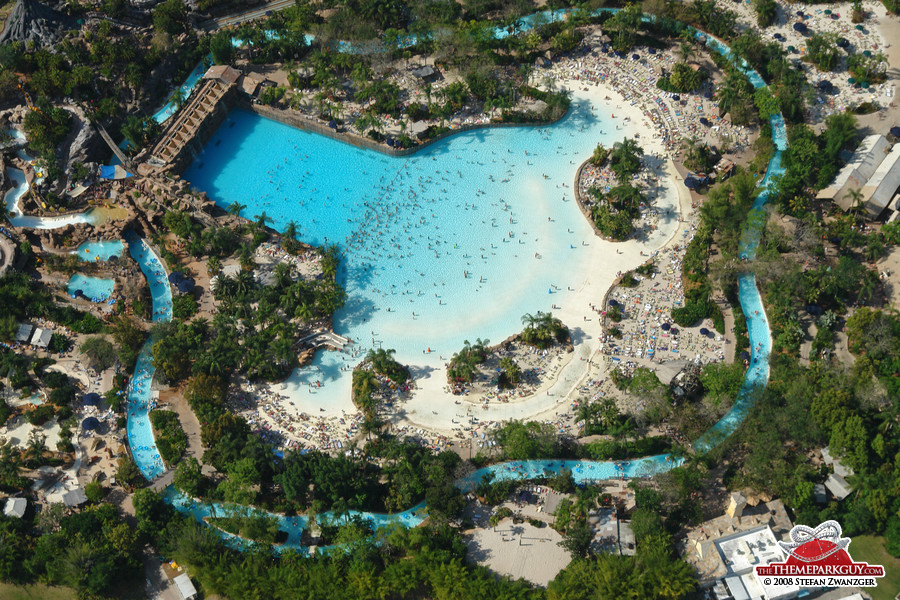 Typhoon Lagoon - photographed, reviewed and rated by The Theme Park Guy