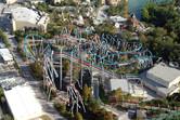 Dueling roller coaster
